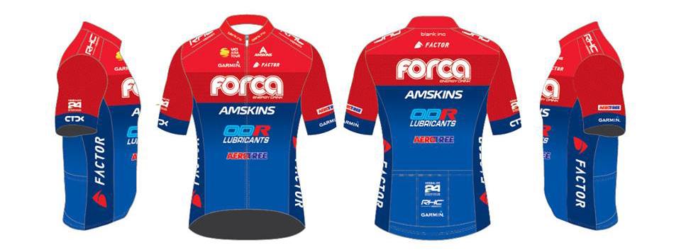 PenyuSukandotcom - Jersi Forca Amskins Racing