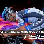PenyuSukandotcom - Terengganu Cycling Team 2018 Terima Tajaan RM7 juta