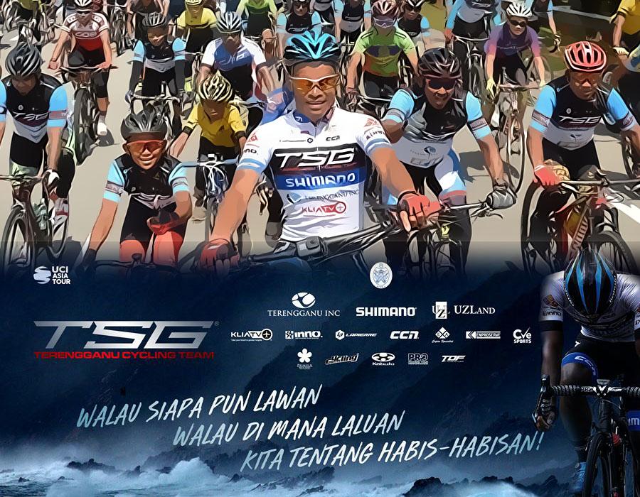PenyuSukandotcom - Terengganu Cycling Team 2018