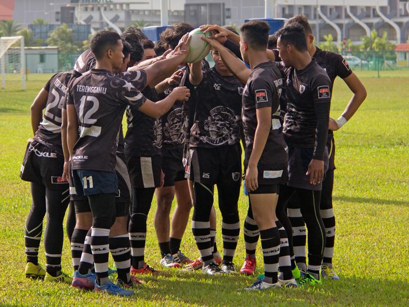 Skuad barisan pemain ragbi 7 sepasukan Terengganu yang terpilih bakal diketahui pada Jun 2018 nanti. Kredit Foto - PenyuSukan.com