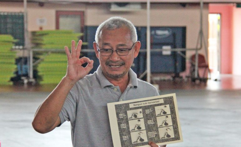 Kepakaran 'Sir Yunos' Letak Penanda Aras Sukan Terengganu