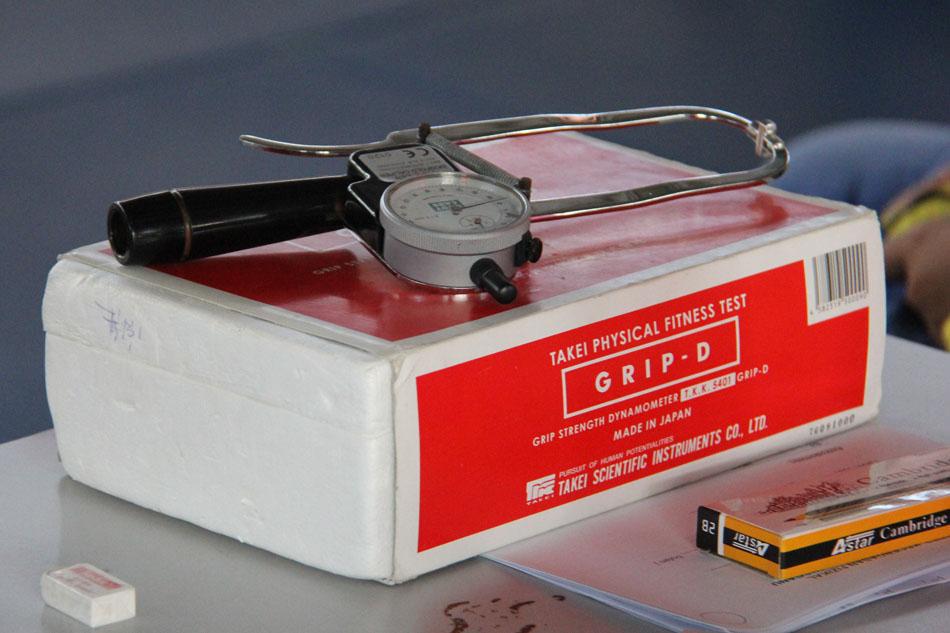 Bantuan penggunaan alat radas fisiologi mampu untuk memberikan maklumat dan keputusan tepat yang diperlukan oleh persatuan sukan.Kredit Foto - PenyuSukan.com