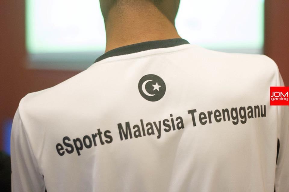 ESM Terengganu juga merupakan satu badan sukan berdaftar dengan Persuruhjaya Sukan Malaysia setelah didaftarkan pada 22 September 2015. Kredit Foto - JomGaming.my