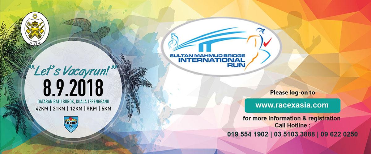 Larian Antarabangsa Jambatan Sultan Mahmud 2018(LAJSM2018).