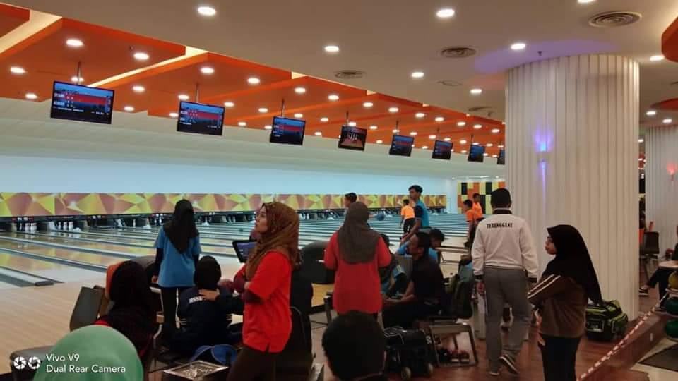 Coral Crown Bowl (CCB) yang terletak di Paya Bunga Sentral telah dipilih untuk menjadi venue rasmi kejohanan yang telah berlansung pada 5 Julai yang lalu. Kredit Foto - Cikgu Aida/MSSD KT