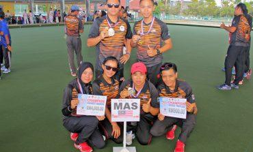 Kontijen Tuan Rumah Dominasi Kejohanan Boling Padang Asia