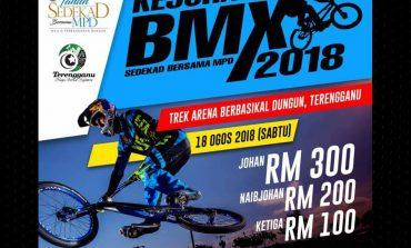 Kejohanan BMX Majlis Perbandaran Dungun 2018