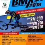 Keputusan Kejohanan BMX Majlis Perbandaran Dungun 2018