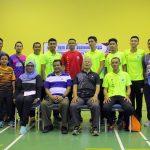 PenyuSukandotcom - Kem Bakat Badminton Kementerian Belia dan Sukan Peringkat Negeri Terengganu 2018