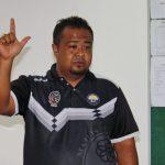 PenyuSukandotcom - SUKMA Perak 2018 - Ragbi - Majlis Penyerahan Jersi Pemain - Pengurus Pasukan Ragbi Lelaki Persatuan Ragbi Negeri Terengganu Enche Mohd Amirulmukminin bin Sulaiman