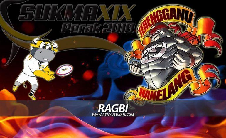 SUKMA 2018 Ragbi: Terengganu & Kelantan Tempah Slot Akhir