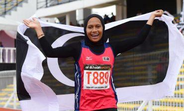 SUKMA 2018 Olahraga: Azreen Nabila Pecah Rekod Berusia 10 tahun!
