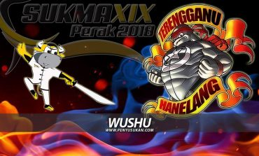 SUKMA 2018: Wushu Sumbang Pingat Pertama Kontijen Terengganu Hanelang