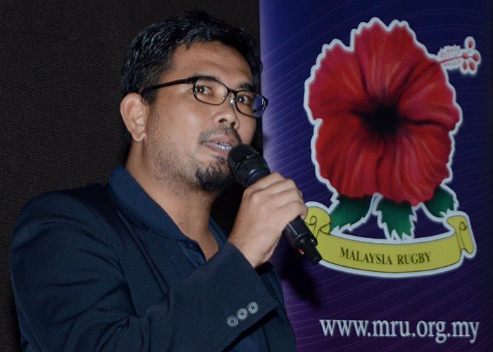 Mohd Mazuri Sallehudin atau lebih mesra dengan panggilan 'Kobau' turut pernah menyandang jawatan sebagai pengurus besar Kesatuan Ragbi Malaysia sejak 2013 sehingga Mac 2018. Kini beliau bersama pasukan KL Saracens untuk meneruskan jawatan pengurus besar. Kredit Foto - Sukandaily.com.my