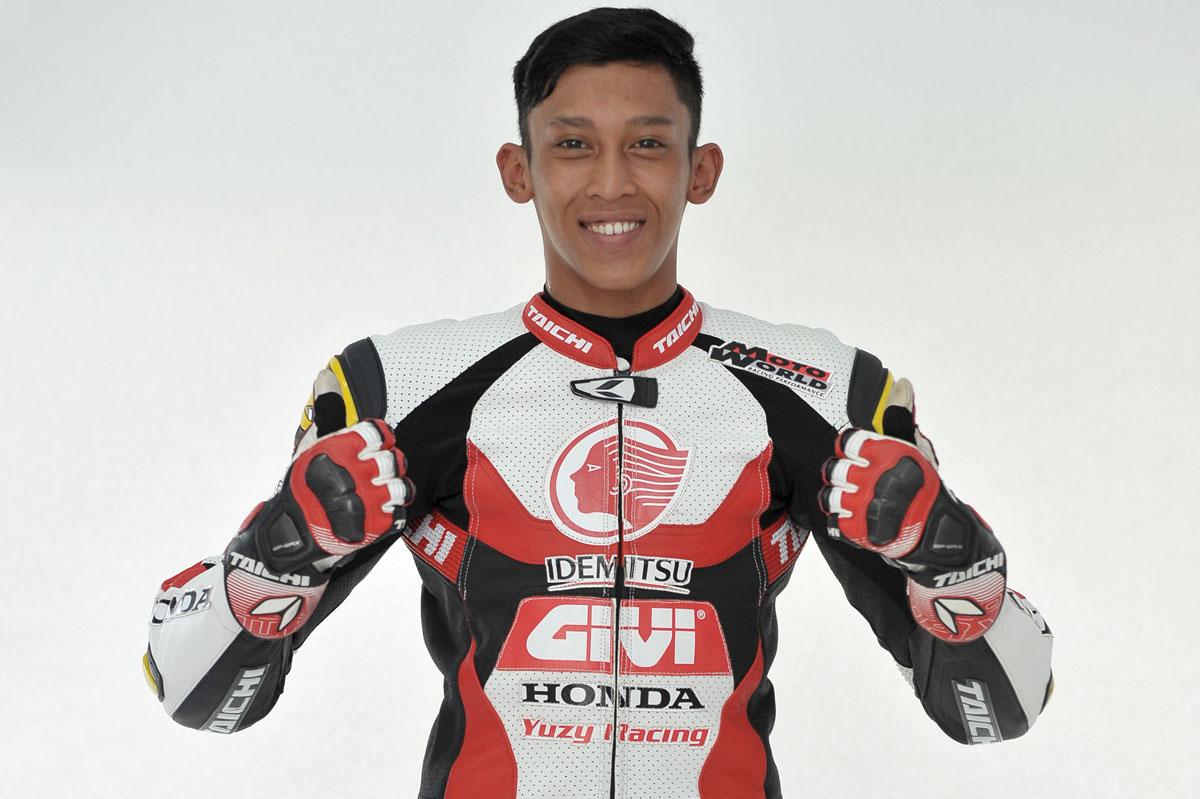 Anak jati Kampung Bukit Besar, Kuala Terengganu; Mohamad Harith Farhan Baharin meminati sukan permotoran sejak seawal usia 7 tahun.