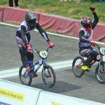 PenyuSukandotcom - SUKMA Perak 2018 BMX 350m Terengganu Hanelang - Juara Pingat Emas dan Pingat Perak -001