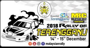 2018 Malaysian Rally Championship Rali Terengganu 2018 - Logo