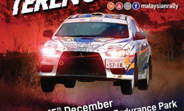 Penganjuran Kejuaraan Rali Terengganu 2018 Bertaraf Antarabangsa!