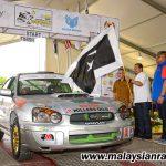 Sultan Mizan Buka Tirai Kejuaraan Rali Terengganu 2018