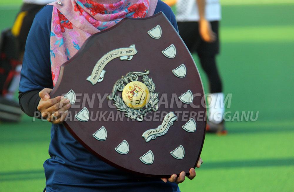 Juara Liga Perdana 2018; Pasukan Hoki Terengganu(THT) mencipta sejarah di laman sendiri apabila pertama kali menjulang Piala Sumbangsih 2019 setelah menafikan juara Piala TNB 2018; Universiti Kuala Lumpur(UniKL) menerusi penalti shoot out 3-1 berikutan keputusan terikat 02-02. Kejayaan ini sekaligus menamatkan badi kemarau kemenangan Piala Sumbangsih, selepas gagal dalam empat kali edisi percubaan sebelum ini.