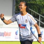 PenyuSukandotcom - Liga Hoki Malaysia 2019 - Kapten Pasukan Hoki Wanita Terengganu TLHT - Siti Noor Amarina Ruhani