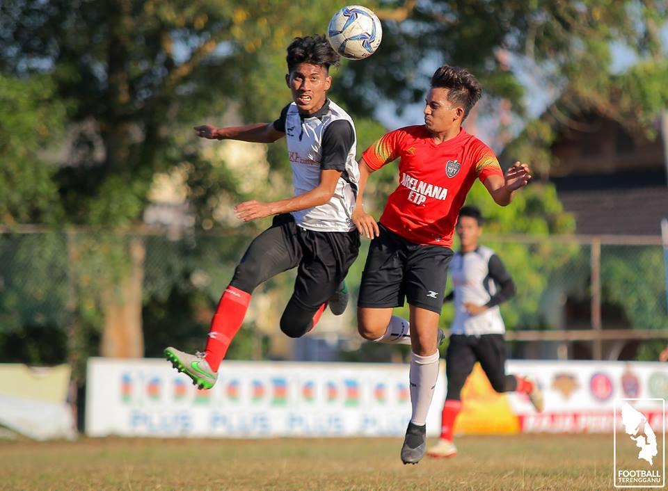 Perlawanan kedua Liga Copa Kuala Terengganu 2019 menyaksikan pasukan Jaya Bakti Chendering FC meraih kemenangan pertama dalam perlawanan penuh sengit menentang Tanjong Shahbandar FC berkesudahan 2-1. Kredit Foto - Facebook.com/LigaKT