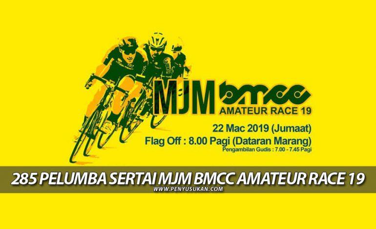 285 Pelumba Sertai MJM BMCC Amateur Race 19
