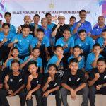 PenyuSukandotcom - Pasukan Sepak Takraw Young Turtles -002