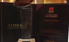 PRNT Ungguli Anugerah Ragbi Kebangsaan 2019(ARK 2019)