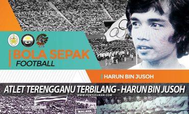 Profil Atlet Terengganu Terbilang - Harun Bin Jusoh