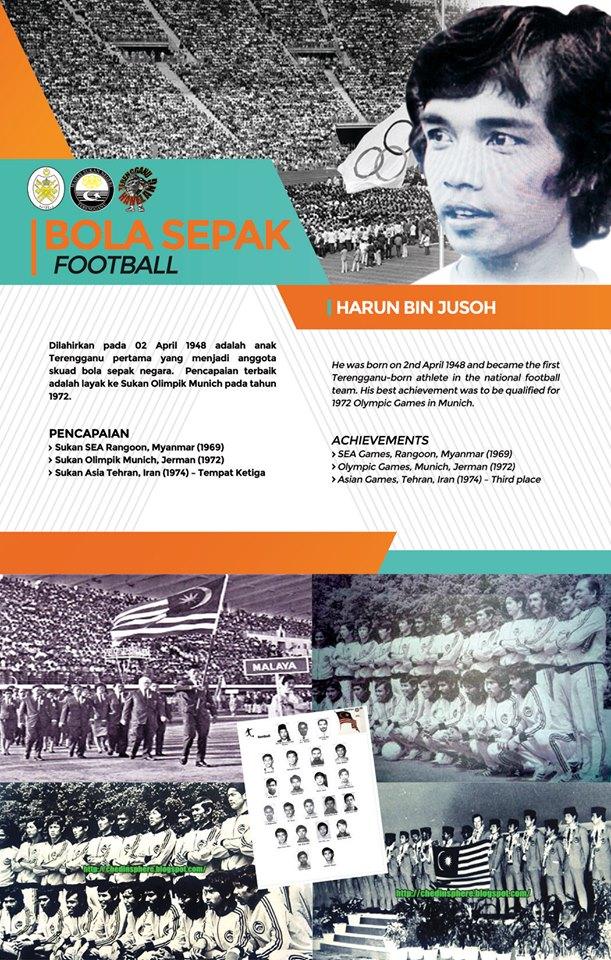 PenyuSukandotcom - Profil Atlet Terengganu Terbilang - Harun Bin Jusoh