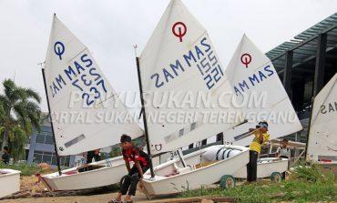 Liga Layar Terengganu Tiket Pentas Kebangsaan