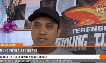 Ketua JurulatihTerengganu Young Turtles - Mohd Futra Abd Ghani