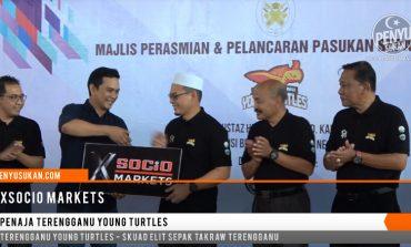 Majlis Perlancaran Skuad Elit Sepak Takraw Terengganu Young Turtles