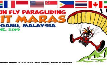Open Fun Fly Paragliding Bukit Maras
