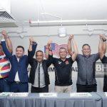 YDP PRNT Dilantik Timbalan Presiden KRM Baharu
