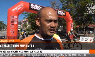 Perlumbaan Berbasikal MJM BMCC AMATEUR RACE 19