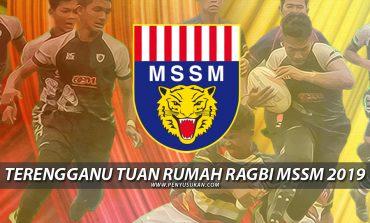 Terengganu Tuan Rumah Kejohanan Ragbi MSSM 2019
