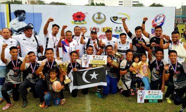 Ragbi 7 Sepasukan Kebangsaan: Terengganu Juara!