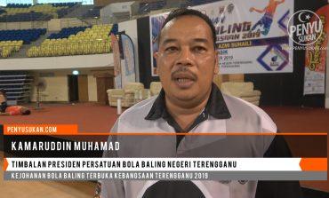 Timbalan Presiden Persatuan Bola Baling Negeri Terengganu