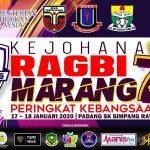 24 Pasukan Sertai Kejohanan Ragbi Marang 7s B12