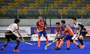 Liga Hoki Malaysia: THT Terlepas Piala Sumbangsih Membuka Tirai LHM 2020