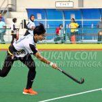 Penyu Sukan - Liga Hoki Wanita Malaysia 2020 - TLHT vs PDRM BLUE WARRIORS - Fazilla Sylvester Silin -02