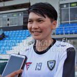 Penyu Sukan - Liga Hoki Wanita Malaysia 2020 - TLHT vs PDRM BLUE WARRIORS - Fazilla Sylvester Silin
