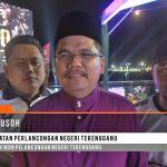 Penyu Sukan - Pengarah Jabatan Pelancongan Negeri Terengganu Ab Rasid Jusoh