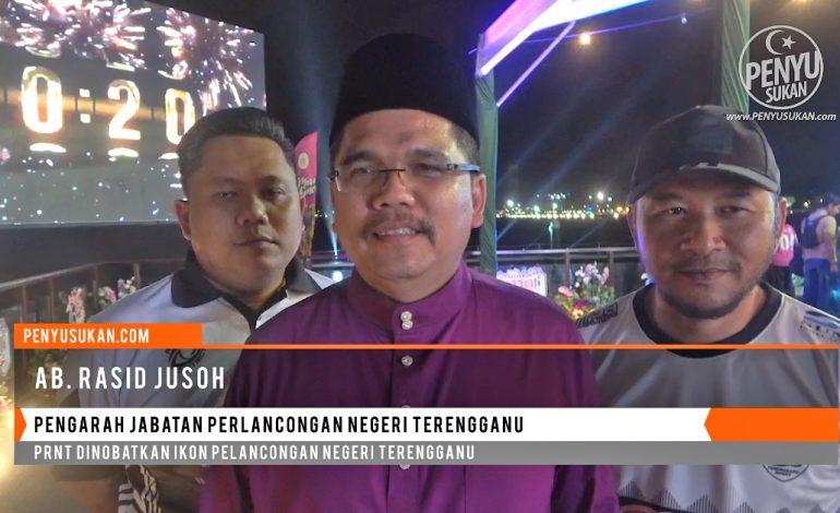 Ragbi Ikon Pelancongan - Ulasan Pengarah Jabatan Pelancongan Negeri Terengganu