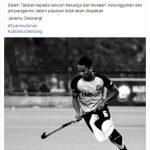 Penyu Sukan - Persatuan Hoki Terengganu - Al-Fatihah Buat Arwah Syamiru Aiman Bidin