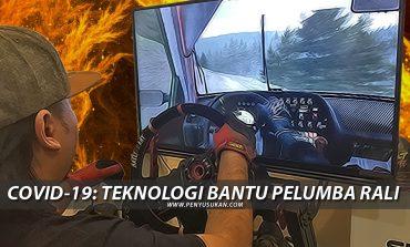 COVID-19: Teknologi Bantu Pelumba Rali Terengganu