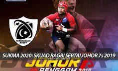 SUKMA 2020: Skuad Ragbi Sertai Johor 7s 2019