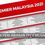 Liga Premier 2021: 20 Aksi Perlawanan Menanti TFC II
